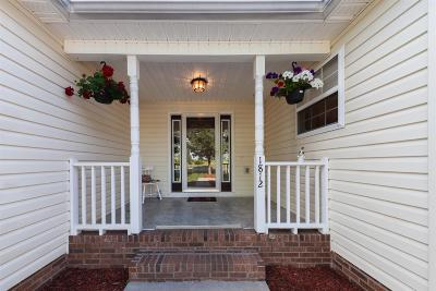 Columbia Single Family Home For Sale: 1812 Holdens Hollow