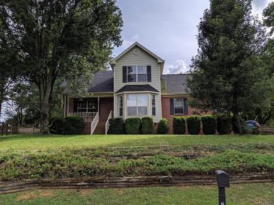 Columbia Single Family Home Active Under Contract: 728 Murray Dr