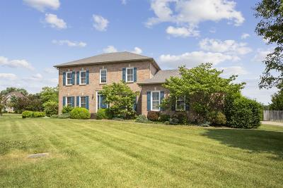 Gallatin Single Family Home For Sale: 1020 Lake Rise Overlook