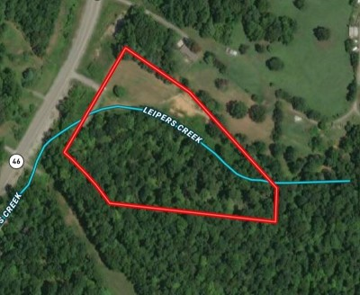 Franklin Residential Lots & Land For Sale: 5756 Leipers Creek Rd