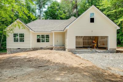 Fairview Single Family Home Active Under Contract: 304 Clancey Lane Lot 628