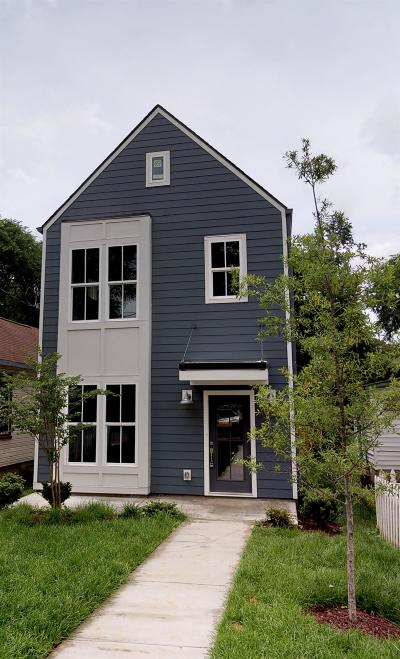 Nashville Single Family Home For Sale: 1731 14th Ave