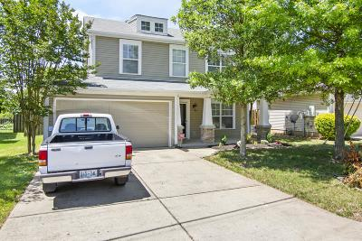 Hermitage Single Family Home For Sale: 1740 Stone Hollow Ct