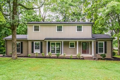 Lewisburg Single Family Home For Sale: 1138 Green Valley Dr
