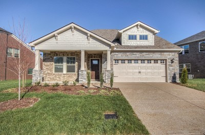 Hermitage Single Family Home For Sale: 4364 Stone Hall Blvd