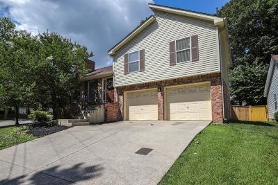 Nashville Single Family Home Active Under Contract: 801 Ragsdale Ct
