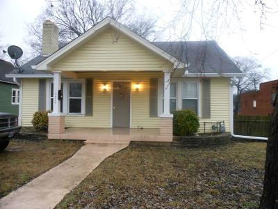 Nashville Single Family Home Active Under Contract: 1220 Lischey Ave