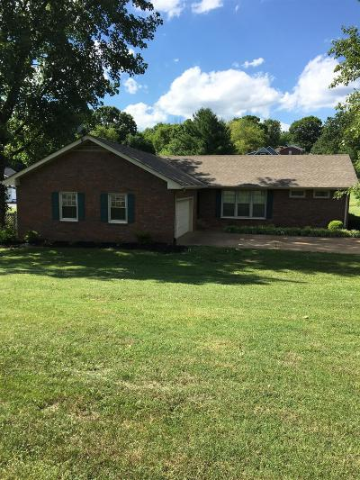Sumner County Single Family Home For Sale: 101 Deerwood Dr