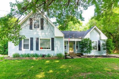 Old Hickory Single Family Home For Sale: 4917 Kilimanjaro Dr