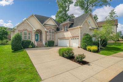 White House Single Family Home For Sale: 423 Fieldstone Dr