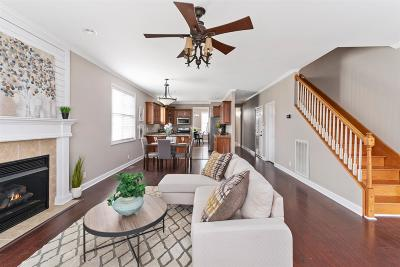 Clarksville Single Family Home For Sale: 723 Courtland Ave