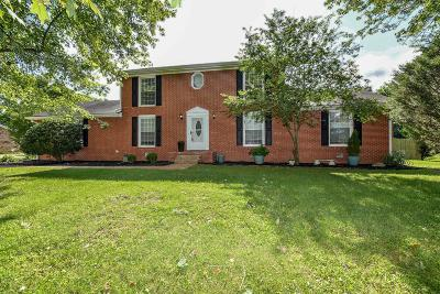 Gallatin Single Family Home For Sale: 1312 Rivermont Dr