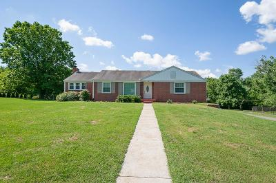 Madison Single Family Home Active Under Contract: 705 Evergreen Trl
