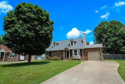 Clarksville Rental For Rent: 1217 Woodbridge Dr.
