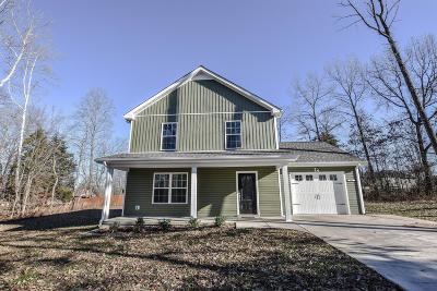 Clarksville Rental For Rent: 531 Buckeye Lane