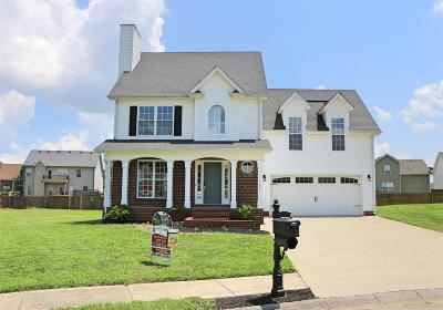 Fields Of Northmeade Single Family Home For Sale: 1337 Southwood Ct