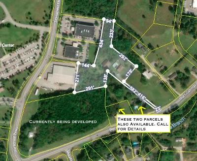 Smyrna Residential Lots & Land For Sale: 1826 Rock Springs Rd
