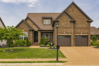 Mount Juliet Single Family Home Active Under Contract: 107 Shady Hollow Dr