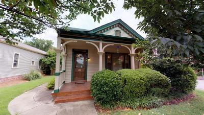 East Nashville Single Family Home Active Under Contract: 900 Russell St