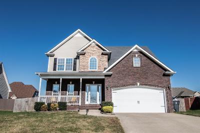 Clarksville Rental For Rent: 1577 Apache Way
