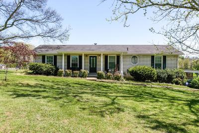 Sumner County Single Family Home For Sale: 156 Lee Rd