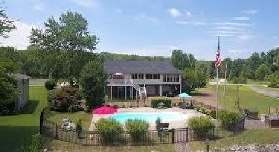 Chapmansboro Single Family Home For Sale: 1537 Matlock Dr