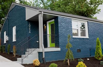 East Nashville Single Family Home For Sale: 1025A Seymour Ave