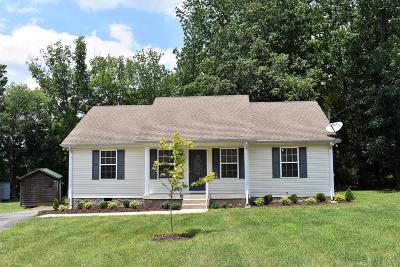 Marshall County Single Family Home For Sale: 1521 Patrick Dr.