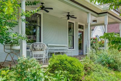 East Nashville Single Family Home Active Under Contract: 315 S 11th St