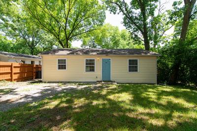 Madison Single Family Home For Sale: 606 Bixler Ave