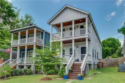 Nashville Single Family Home Active Under Contract: 1117B Sharpe Ave