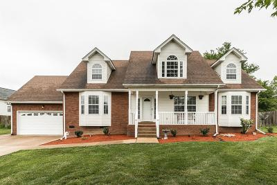 Sumner County Single Family Home For Sale: 109 Strassle Dr