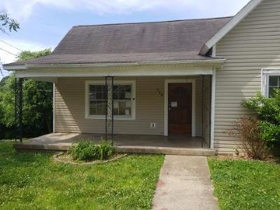 Clarksville Single Family Home Active Under Contract: 948 Charlotte St