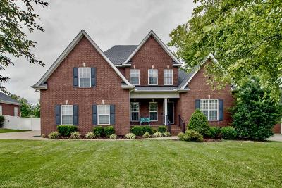 Smyrna Single Family Home For Sale: 5114 Stonewood Dr