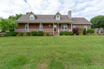 Murfreesboro Single Family Home For Sale: 1319 D'ann Drive