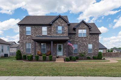 Hendersonville Single Family Home Active Under Contract: 121 Read Tavern Rd