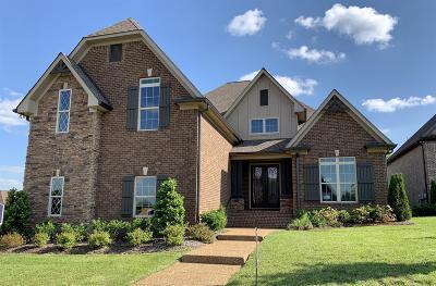 Mount Juliet, Mt Juliet, Mt. Juliet Single Family Home For Sale: 3036 Nichols Vale Lane #307