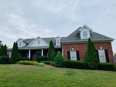 Hendersonville Single Family Home For Sale: 1002 Redwood Way