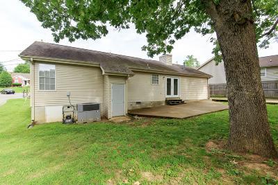 Mount Juliet Single Family Home For Sale: 1613 Cedar Tree Ln