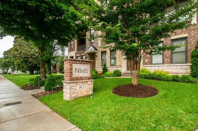 East Nashville Condo/Townhouse For Sale: 3823 Gallatin Pike #4 #4