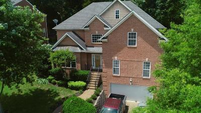 Brentwood Single Family Home For Sale: 1227 Buckhead Dr