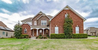 Clarksville Single Family Home For Sale: 1105 Pavilion Way