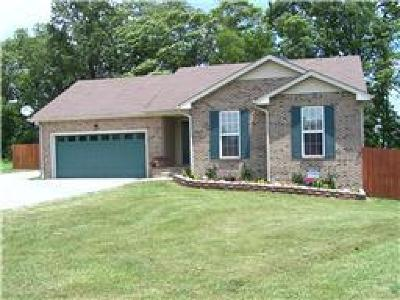 Clarksville Rental For Rent: 1764 Cranewell Ct
