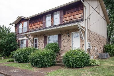 Nashville Condo/Townhouse For Sale: 4000 Anderson Rd Apt 64 #64