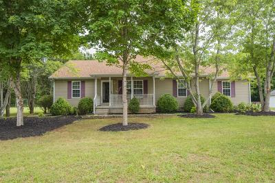 Rutherford County Single Family Home For Sale: 7525 Antietam Ln