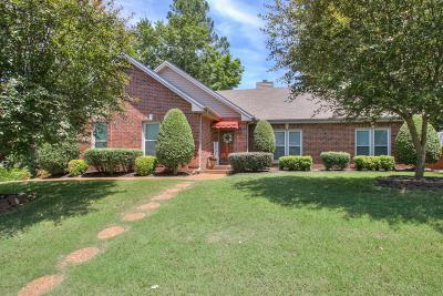 Nashville Single Family Home Active Under Contract: 2100 N Ashford Ct