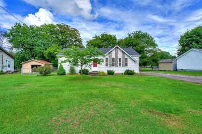 Rutherford County Single Family Home For Sale: 5753 Seminary Rd