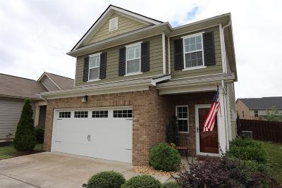 Spring Hill Single Family Home For Sale: 1016 Hemlock Dr