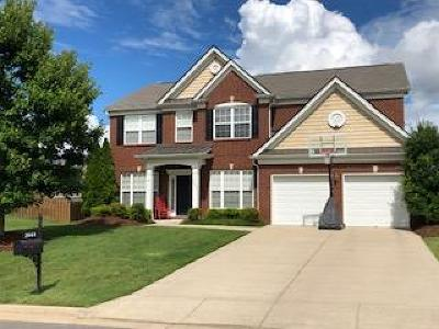 Nolensville Single Family Home Active Under Contract: 2044 Universe Ct