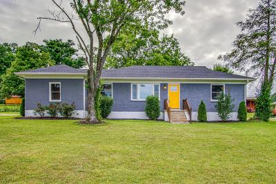 Columbia Single Family Home For Sale: 206 Carol Dr